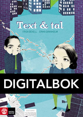 Text & tal Digital