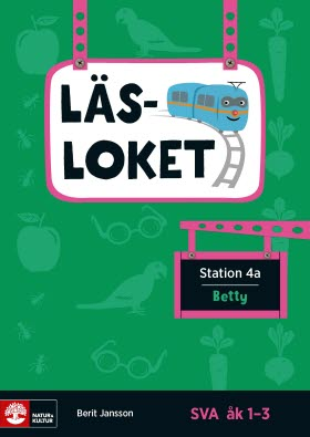 Läsloket åk 1-3 Station 4a Betty