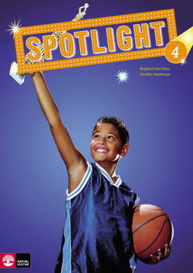 Spotlight 4 Textbook
