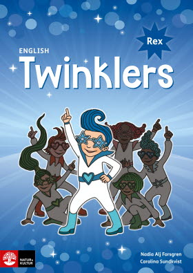 English Twinklers blue Rex