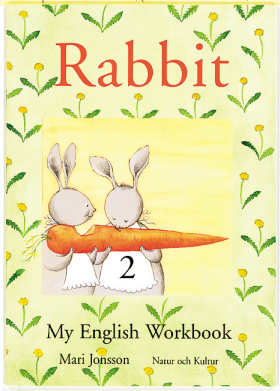 Rabbit 2 My English Workbook