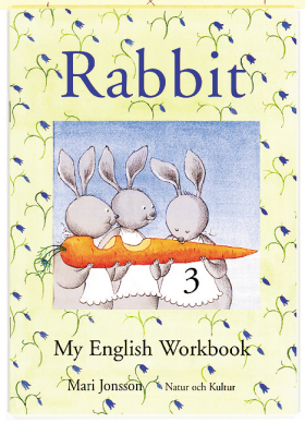 Rabbit 3 My English Workbook