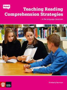 Input Teaching Reading Comprehension Strategies