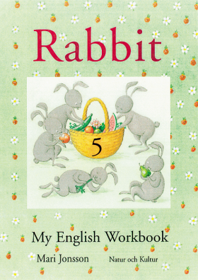 Rabbit 5 My English Workbook