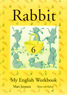 Rabbit 6 My English Workbook