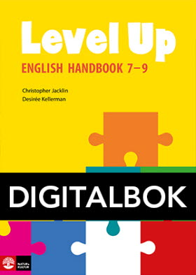 Level Up Elevbok Digital