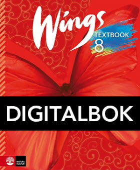 Wings 8 Textbook Digital